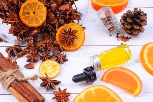 柑橘类精油