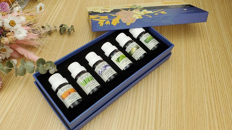 芳香世家单方精油套盒5084f199749595ec