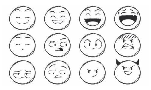 人有多种情绪