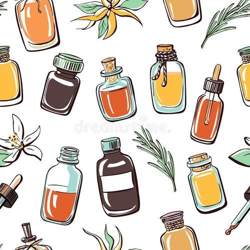 植物精油洗护产品