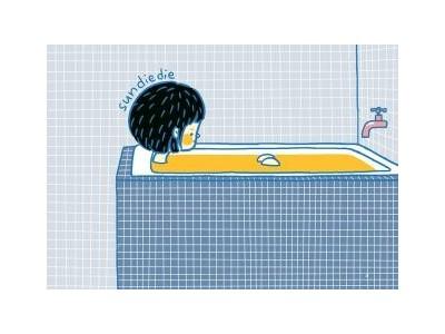十二月的冬季,给自己一个精油泡澡吧!